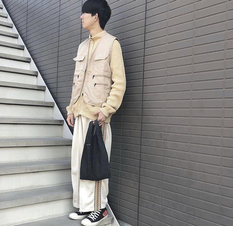 〈インフルエンサー紹介〉ファッション中心 フォロワー数 1.2万人